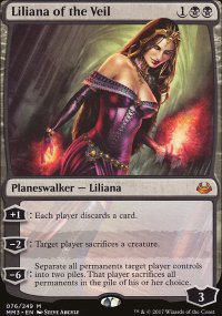 Liliana of the Veil - Modern Masters 2017