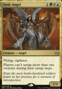 Stoic Angel - Modern Masters 2017