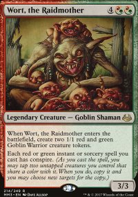 Wort, the Raidmother - Modern Masters 2017