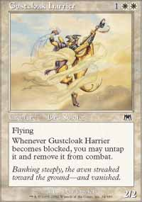 Gustcloak Harrier - Onslaught