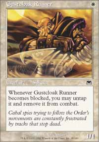 Gustcloak Runner - Onslaught