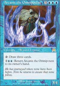 Arcanis the Omnipotent - Onslaught