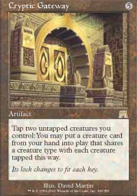 Cryptic Gateway - Onslaught