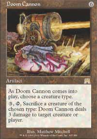 Doom Cannon - Onslaught