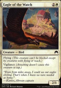 Eagle of the Watch - Magic Origins