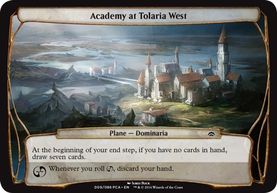 Academy at Tolaria West - Planechase Anthology