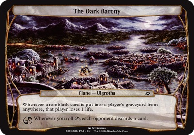 The Dark Barony - Planechase Anthology