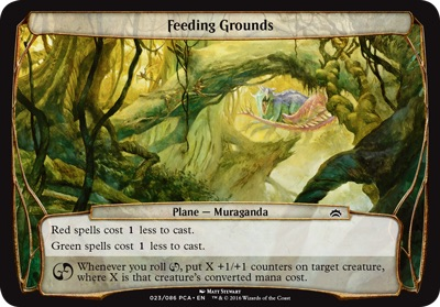 Feeding Grounds - Planechase Anthology