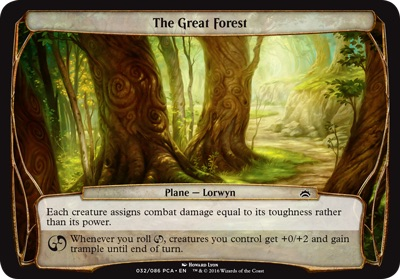 The Great Forest - Planechase Anthology