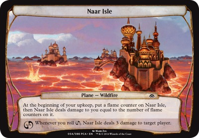 Naar Isle - Planechase Anthology