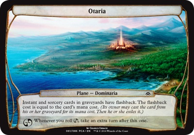 Otaria - Planechase Anthology