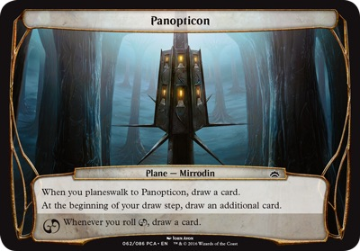 Panopticon - Planechase Anthology
