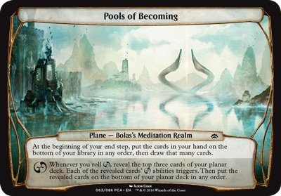 Pools of Becoming - Planechase Anthology