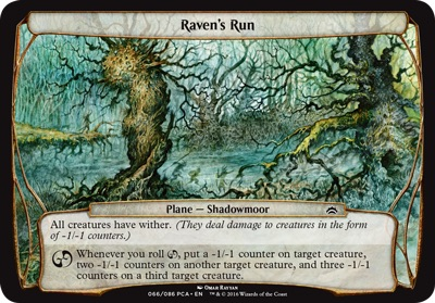 Raven's Run - Planechase Anthology