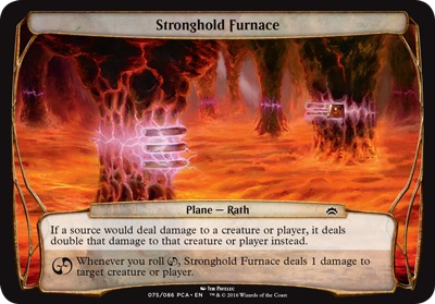 Stronghold Furnace - Planechase Anthology