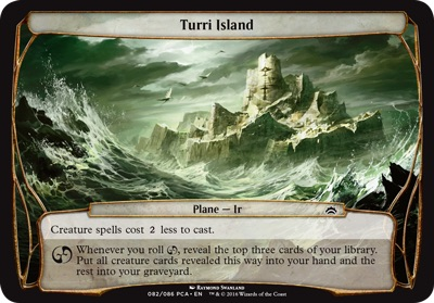 Turri Island - Planechase Anthology