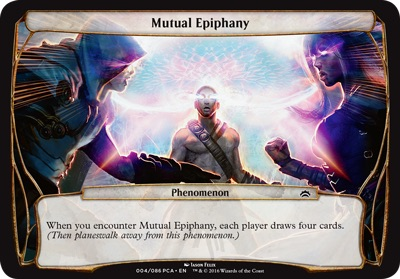Mutual Epiphany - Planechase Anthology