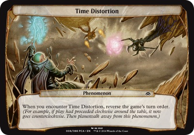 Time Distortion - Planechase Anthology