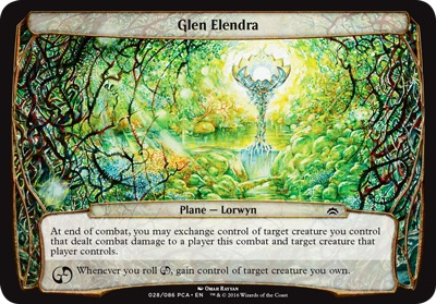 Glen Elendra - Planechase Anthology