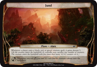 Jund - Planechase Anthology