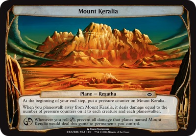 Mount Keralia - Planechase Anthology