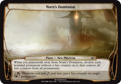 Norn's Dominion - Planechase Anthology