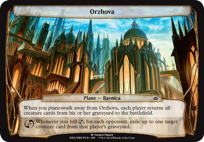 Orzhova - Planechase Anthology