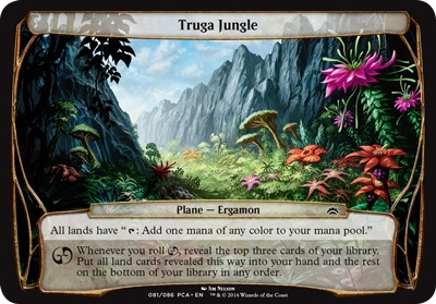 Truga Jungle - Planechase Anthology