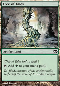 Tree of Tales - Planechase decks
