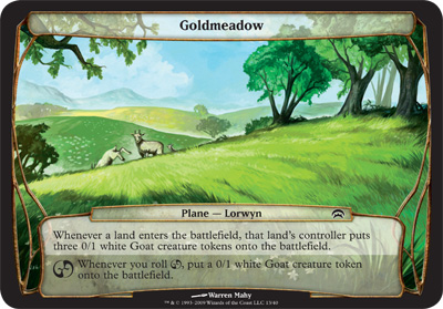 Goldmeadow - Planechase