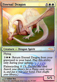 Eternal Dragon - Promos diverses