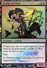 Avatar of Woe - Promos diverses