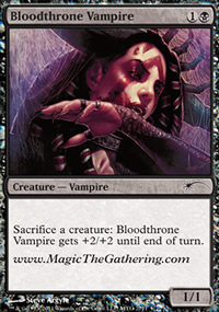 Bloodthrone Vampire - Promos diverses
