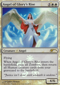 Angel of Glory's Rise - Promos diverses