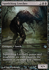 Squelching Leeches - Promos diverses