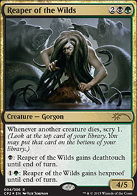 Reaper of the Wilds - Promos diverses