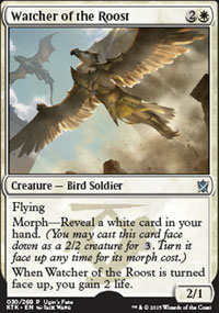 Watcher of the Roost - Promos diverses