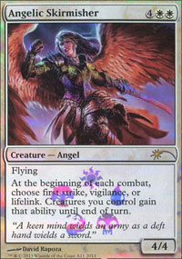 Angelic Skirmisher - Promos diverses