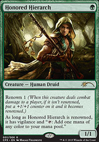 Honored Hierarch - Promos diverses