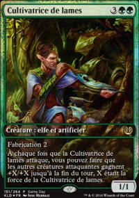 Cultivator of Blades - Promos diverses