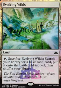 Evolving Wilds - Promos diverses