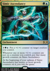 Simic Ascendancy - Promos diverses
