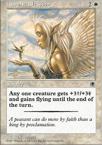 Angelic Blessing - Portal