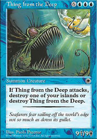Thing from the Deep - Portal