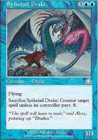 Spiketail Drake - Prophecy
