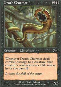 Death Charmer - Prophecy