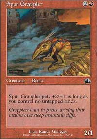 Spur Grappler - Prophecy
