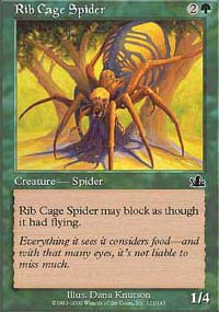 Rib Cage Spider - Prophecy