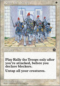 Rally the Troops - Portal Second Age