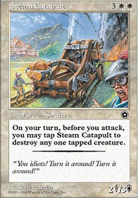 Steam Catapult - Portal Second Age